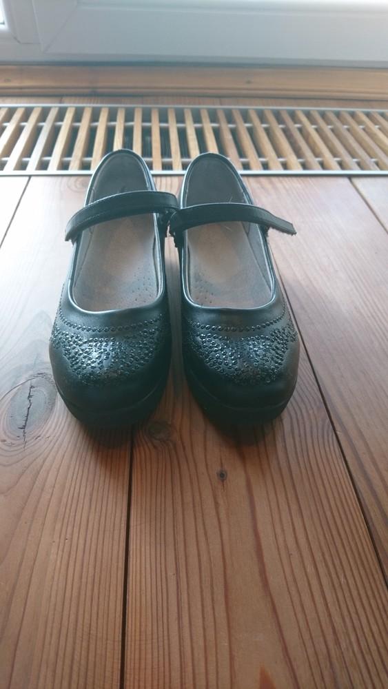 Туфли девочке размер 33 фото №2