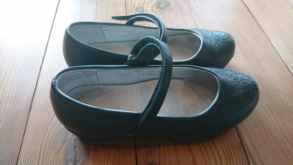 Туфли девочке размер 33 фото №3