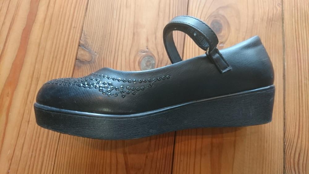 Туфли девочке размер 33 фото №4