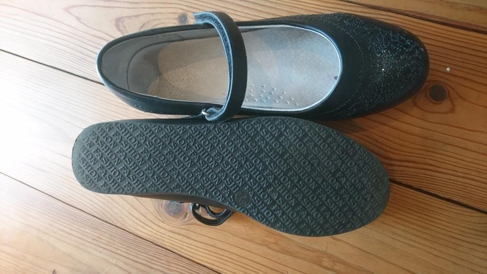 Туфли девочке размер 33 фото №5