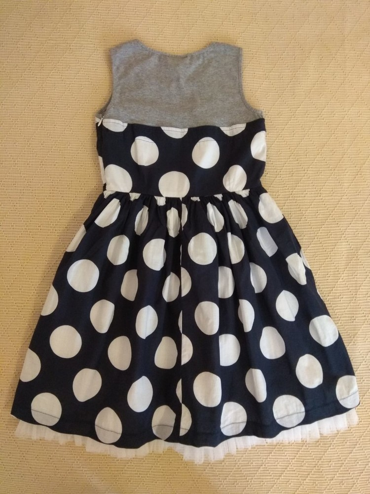 Платье next на девочку 9 лет фото №5