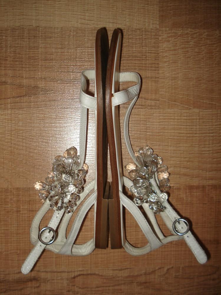 Сандалии simonetta, 22,5 см фото №4