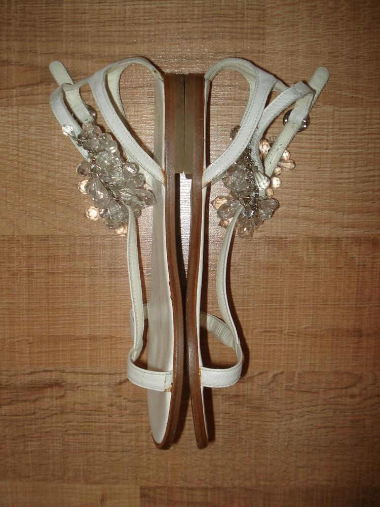 Сандалии simonetta, 22,5 см фото №5