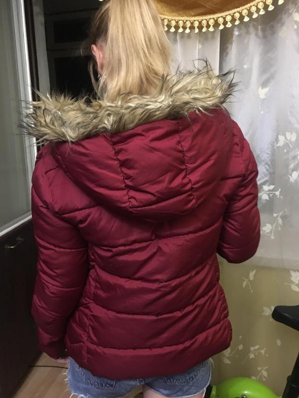 Куртка жіноча осінь-весна bershka, розмір s, куртка женская фото №2