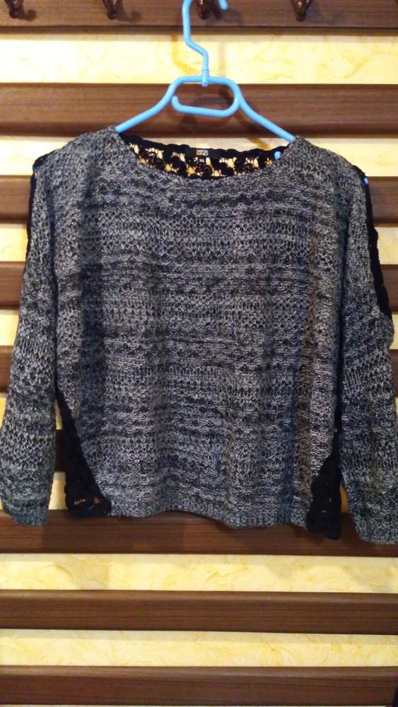 Кофта женская, свитер оверсайз, кофта жіноча, светр жіночий фото №1