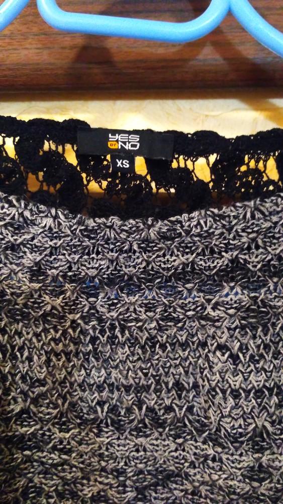 Кофта женская, свитер оверсайз, кофта жіноча, светр жіночий фото №2