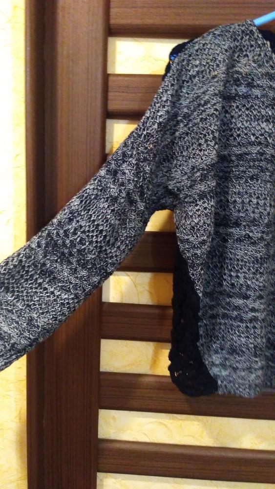 Кофта женская, свитер оверсайз, кофта жіноча, светр жіночий фото №3