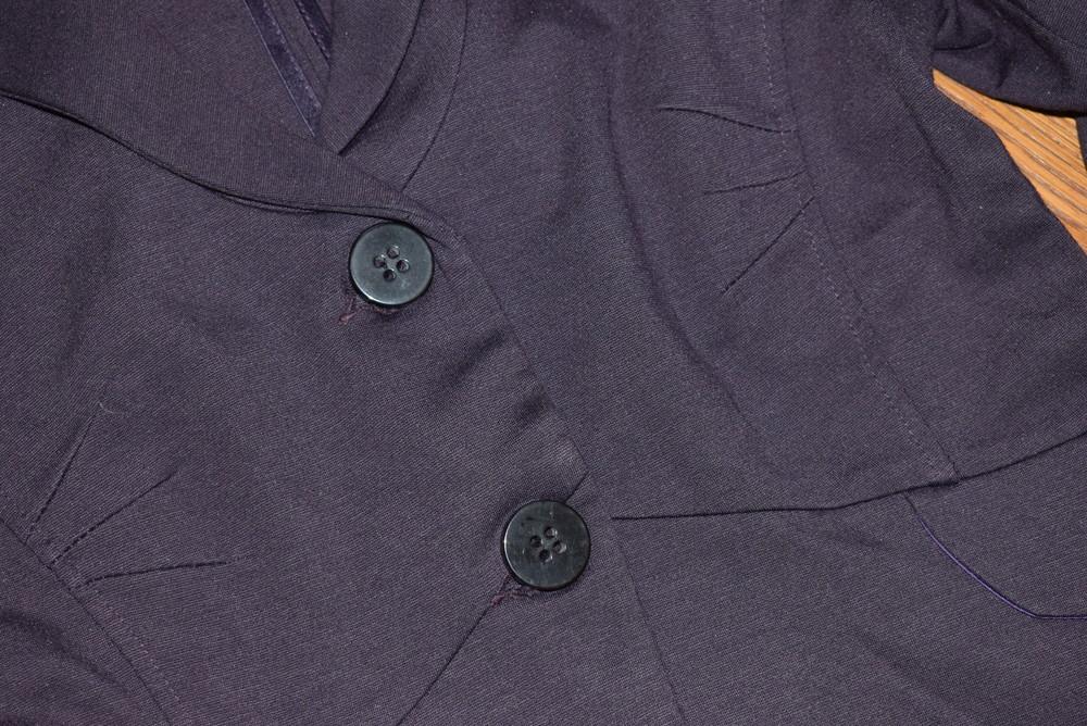 Новый пиджак/жакет блейзер spago donna, размер м фото №3