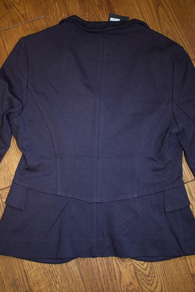 Новый пиджак/жакет блейзер spago donna, размер м фото №7