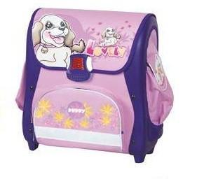 Каркасный рюкзак для девочки фото №1