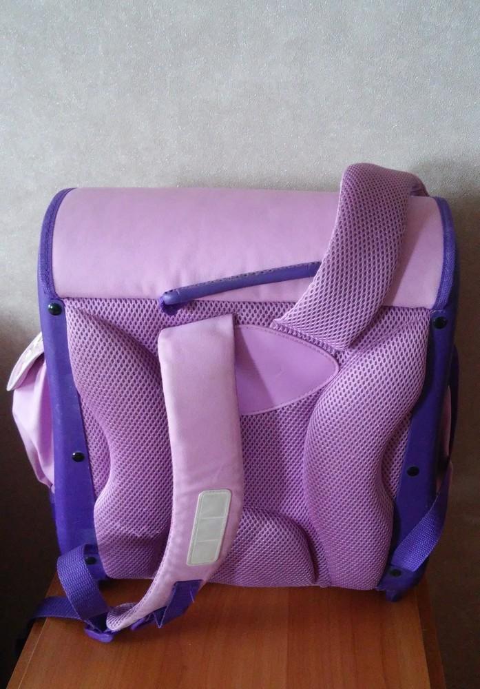 Каркасный рюкзак для девочки фото №3