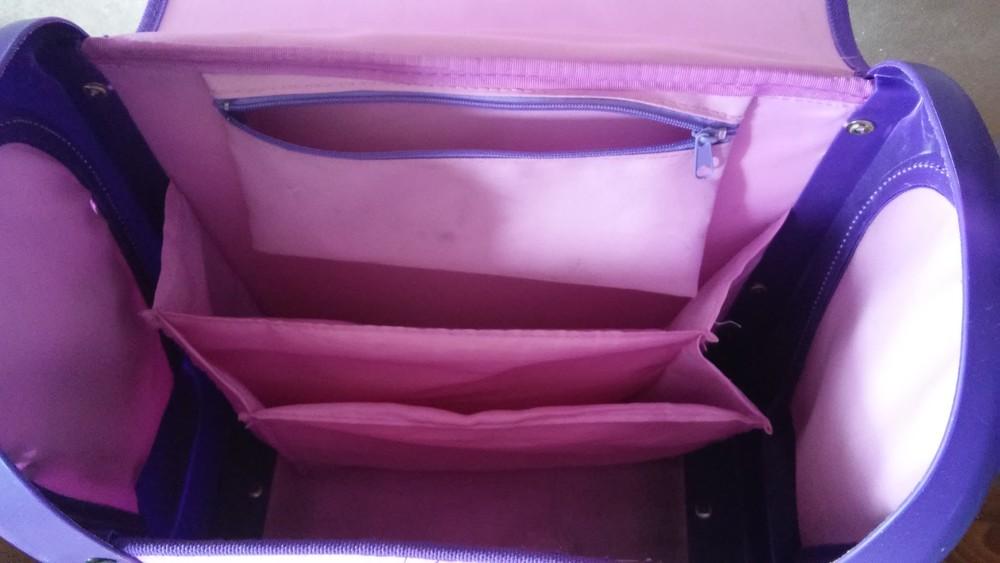 Каркасный рюкзак для девочки фото №4