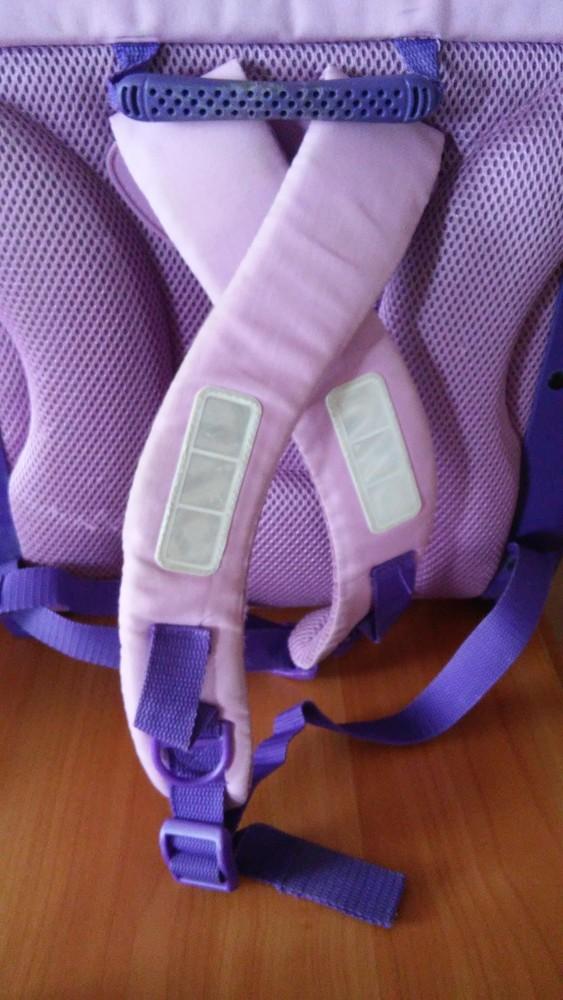 Каркасный рюкзак для девочки фото №8