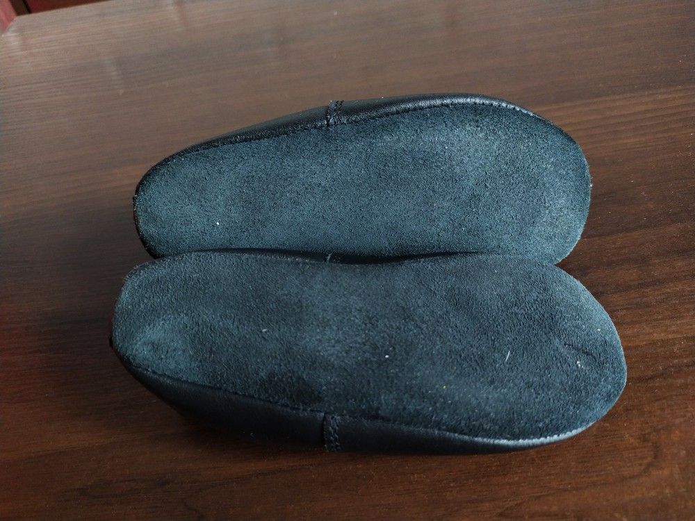 Чешки кожаные (стелька 16см) фото №2