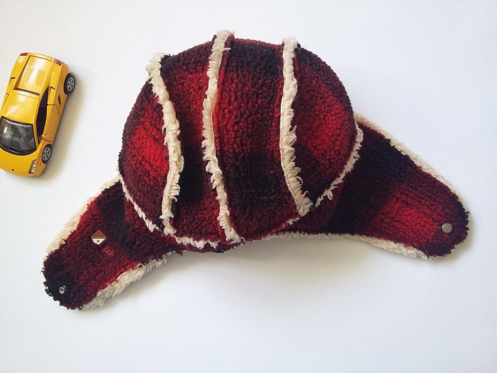 Зимняя шапка на мальчика, разм.52-54 фото №6