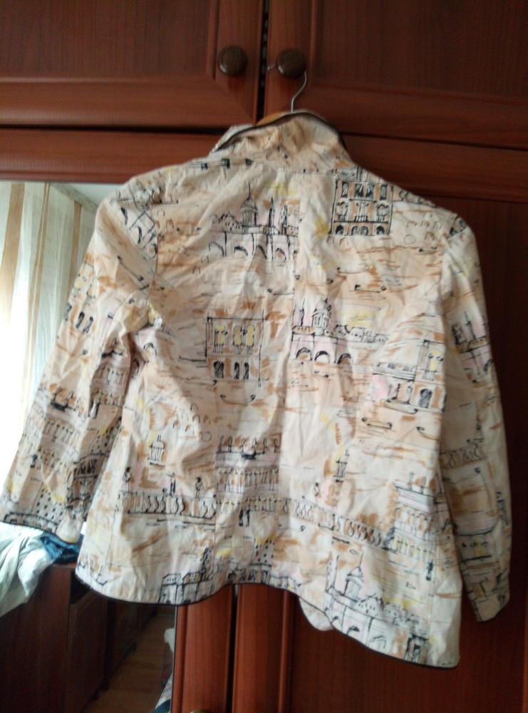 Пиджак фото №2