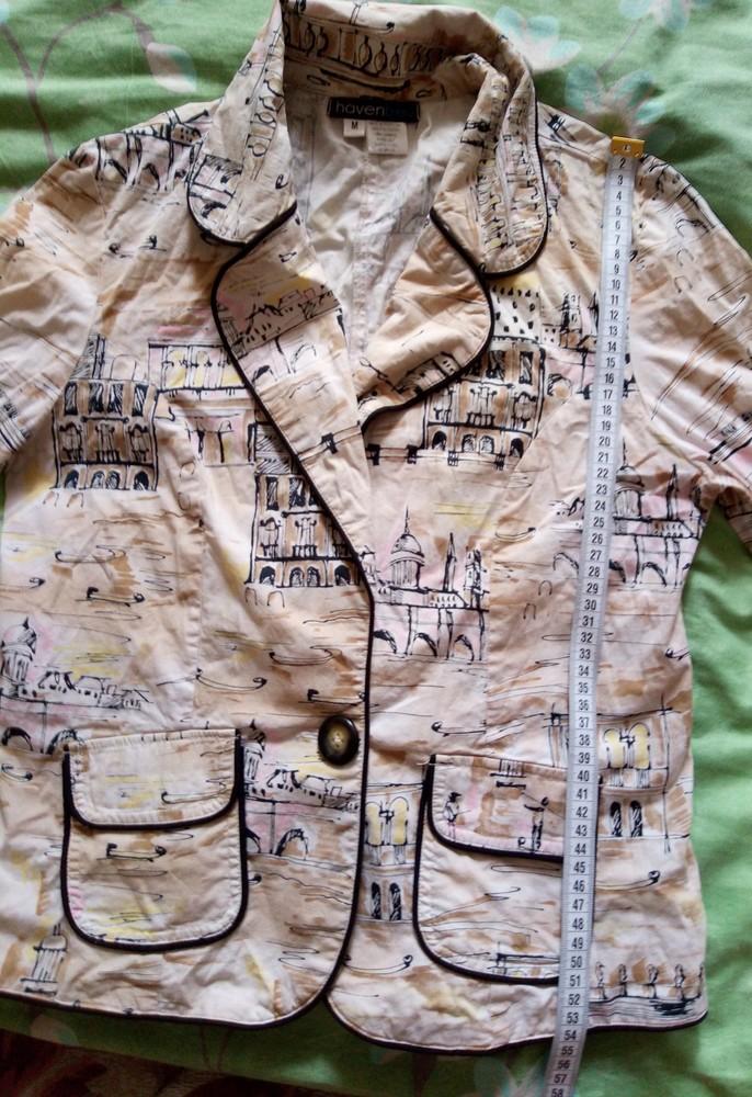 Пиджак фото №4