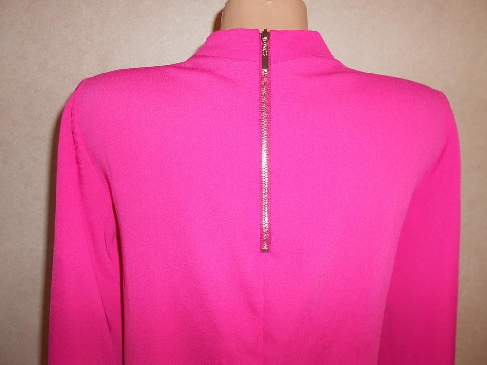 Primark яркая блуза с расклешенным рукавом, р.8, европ.36, xs-s фото №8