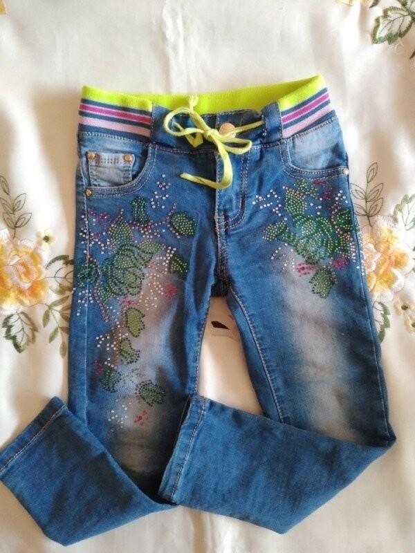 Супер стильні та оригінальні джинси фото №1