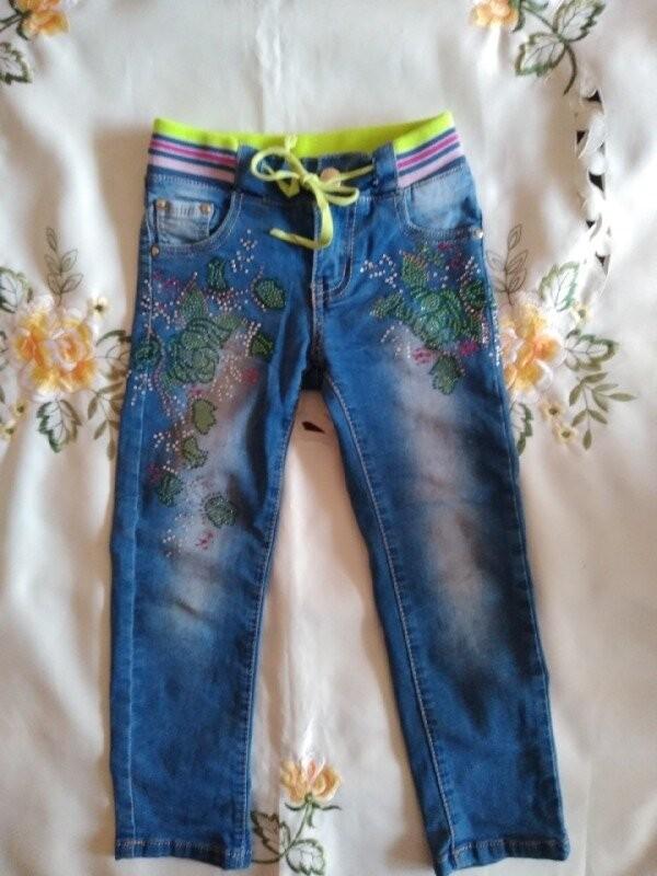 Супер стильні та оригінальні джинси фото №2