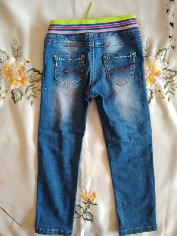 Супер стильні та оригінальні джинси фото №3