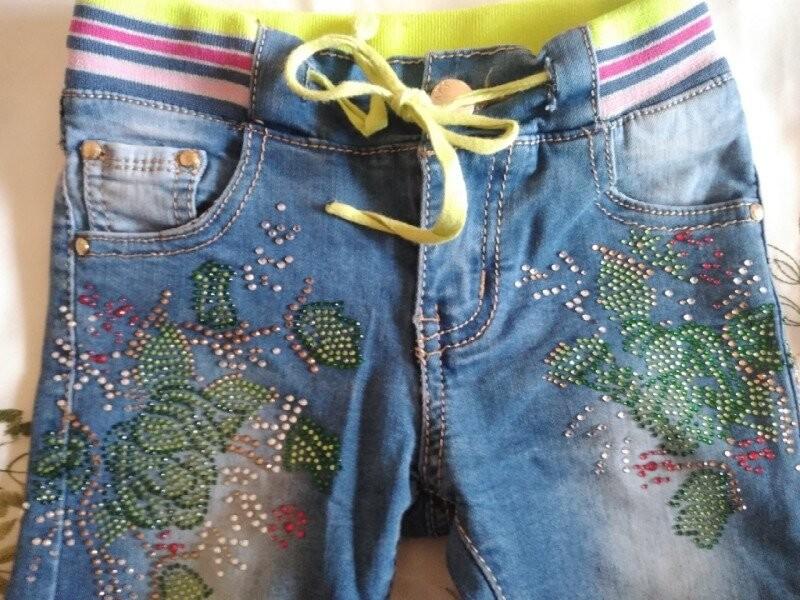 Супер стильні та оригінальні джинси фото №4