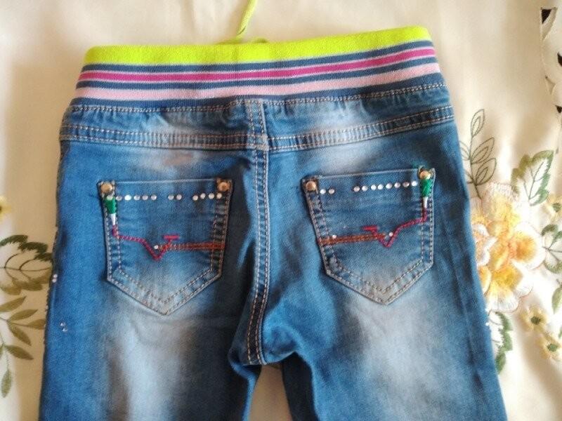 Супер стильні та оригінальні джинси фото №5