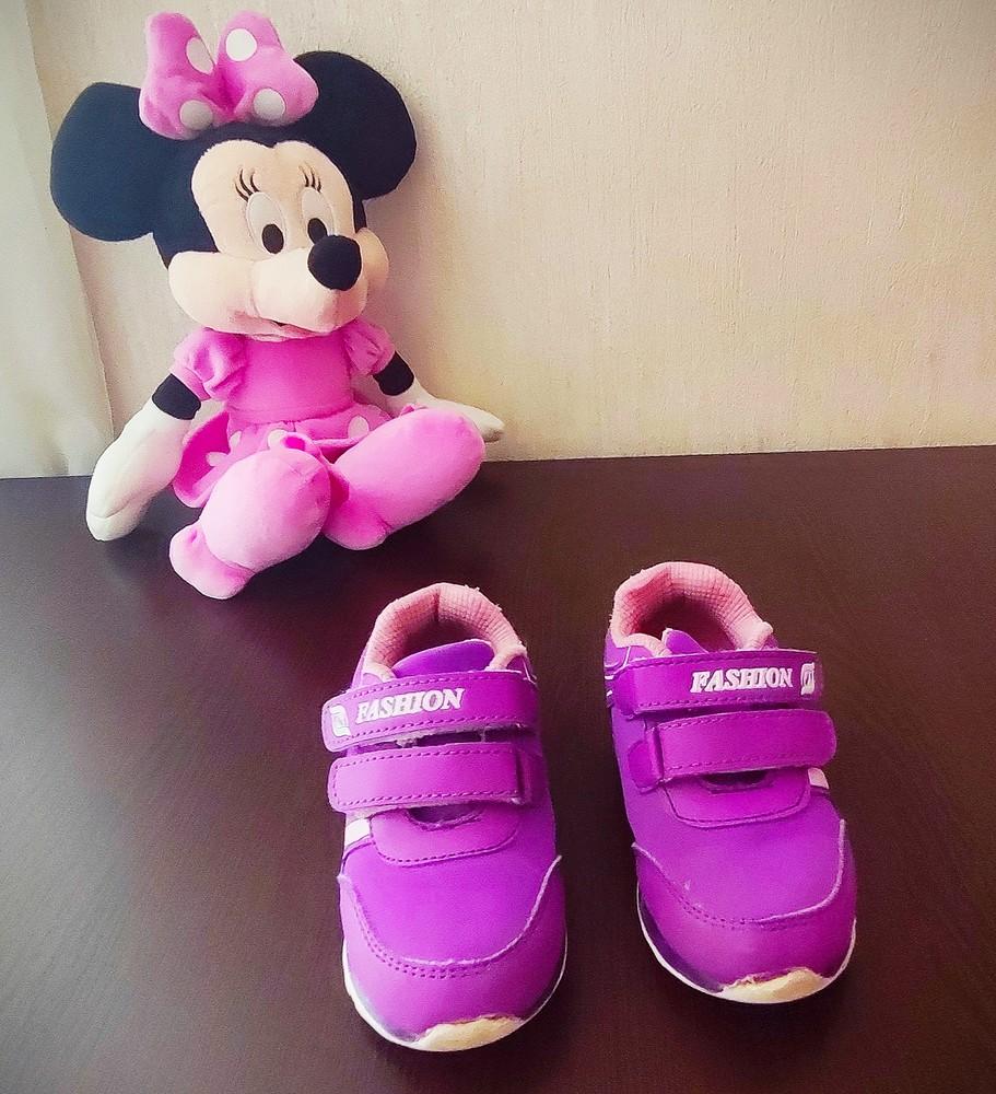 Кросівки для дівчинки фото №2
