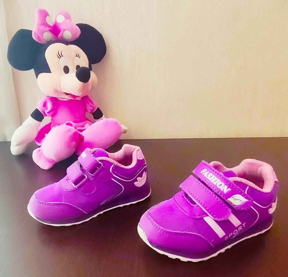 Кросівки для дівчинки фото №3