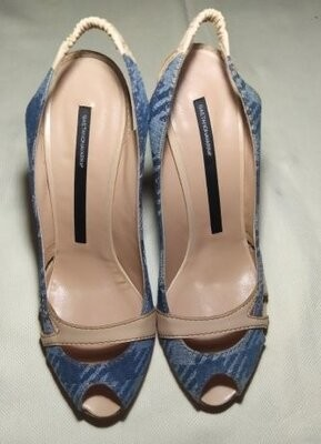 Итальянские туфли gaetano navarra.38 размер фото №3