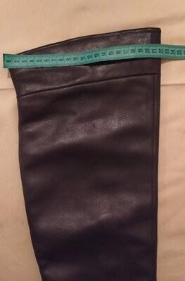 Испанские кожаные сапоги фото №4