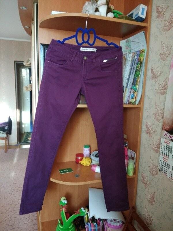 Продам красивые джинсы из магазина calliope размер s - m фото №2