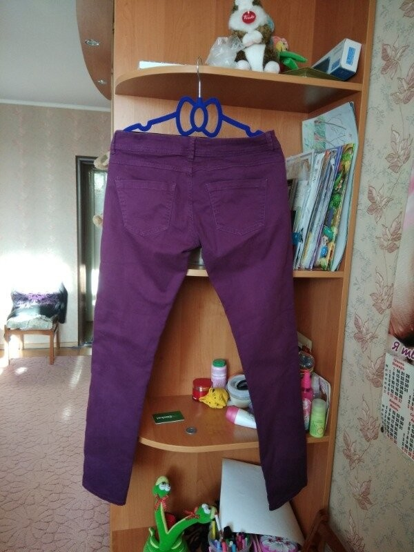 Продам красивые джинсы из магазина calliope размер s - m фото №3