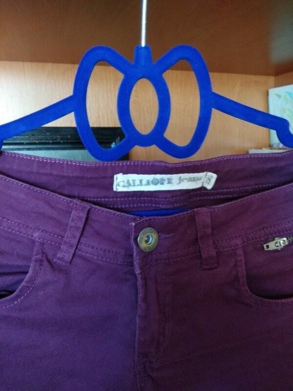 Продам красивые джинсы из магазина calliope размер s - m фото №4