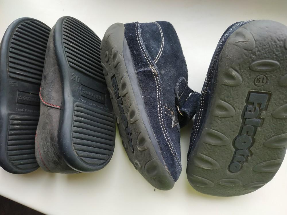 Ботиночки naturino falcotto 12 см по стельке и сандали squirrel 20 размер фото №4