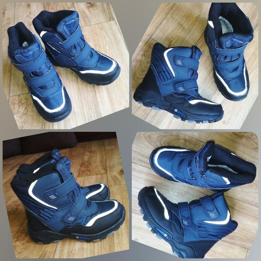 Качественные термо ботинки tom.m 21см фото №1
