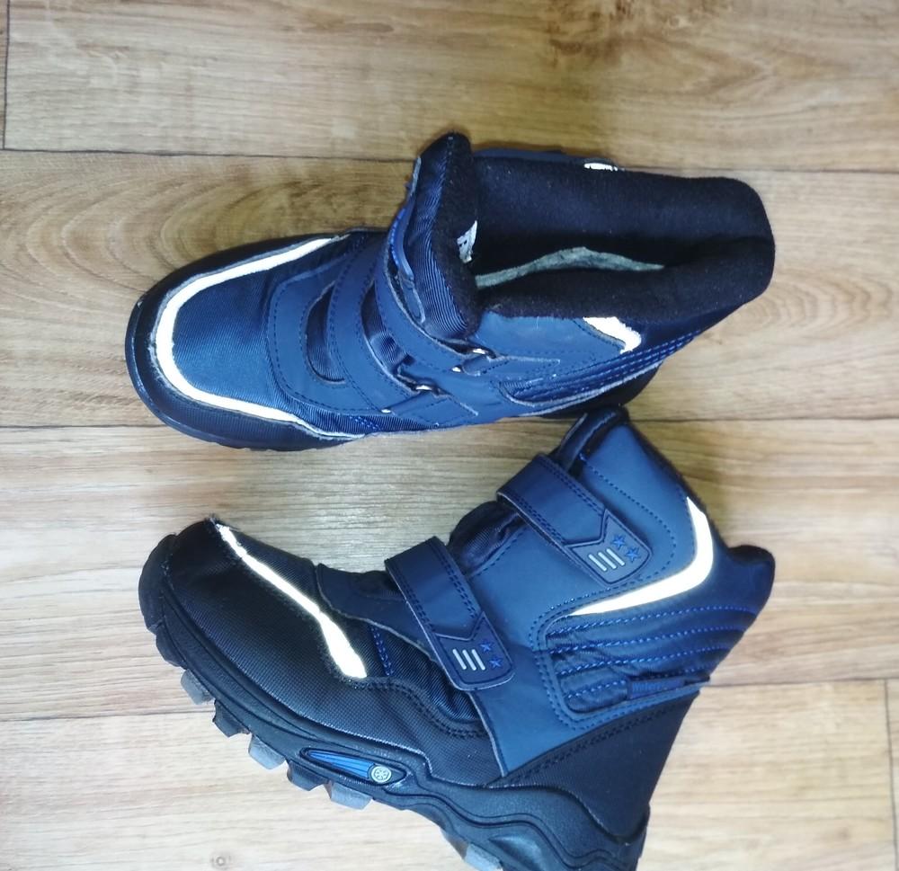 Качественные термо ботинки tom.m 21см фото №2