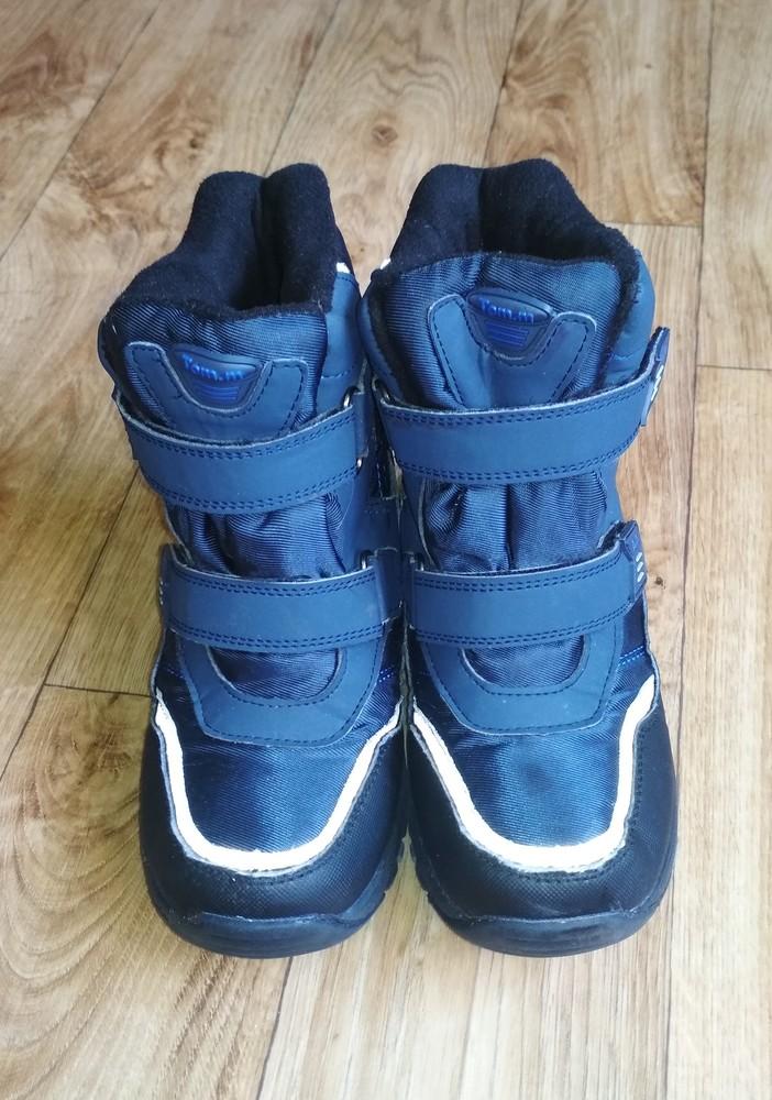 Качественные термо ботинки tom.m 21см фото №6