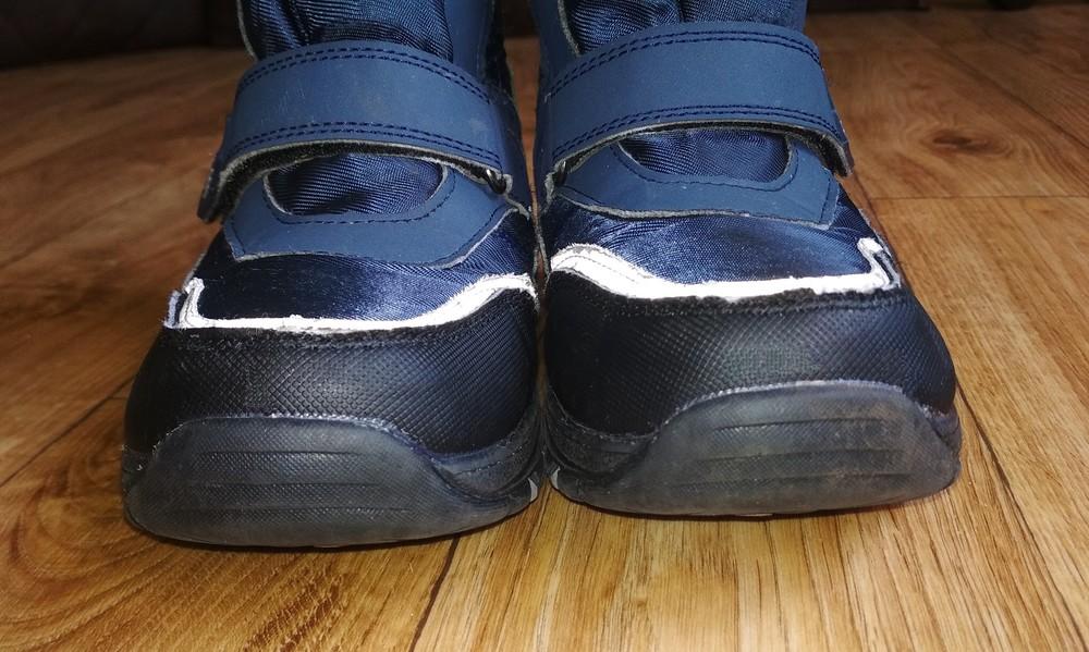 Качественные термо ботинки tom.m 21см фото №7