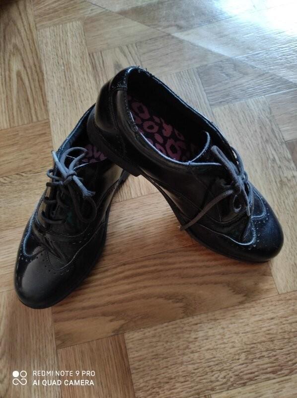 Туфли оксфорд для девочки clarcs фото №1