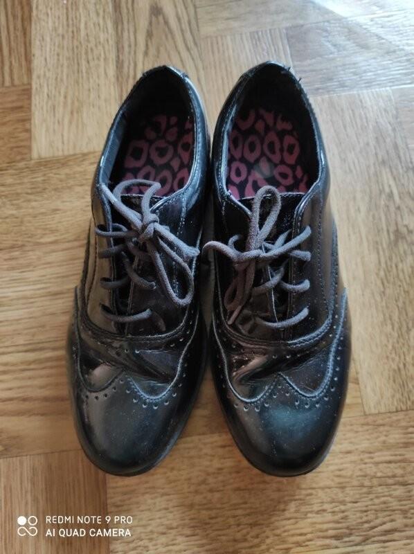 Туфли оксфорд для девочки clarcs фото №2