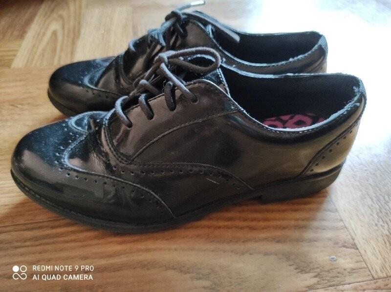 Туфли оксфорд для девочки clarcs фото №3