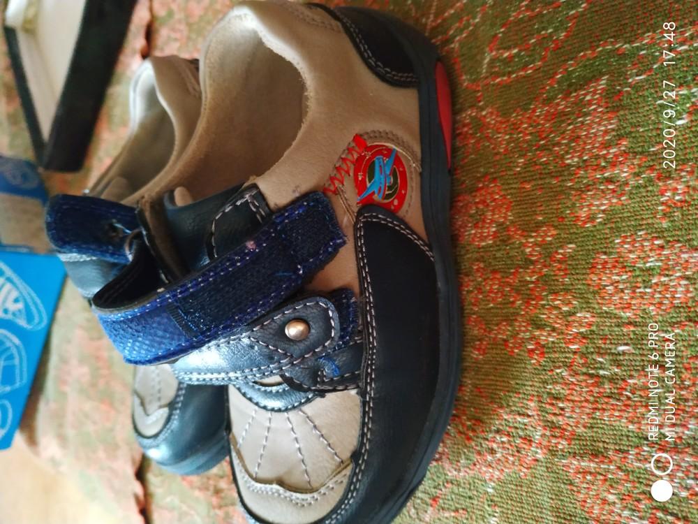 Туфли томазо таккарди на мальчика, размер 25 фото №2