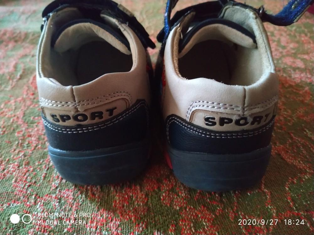 Туфли томазо таккарди на мальчика, размер 25 фото №4