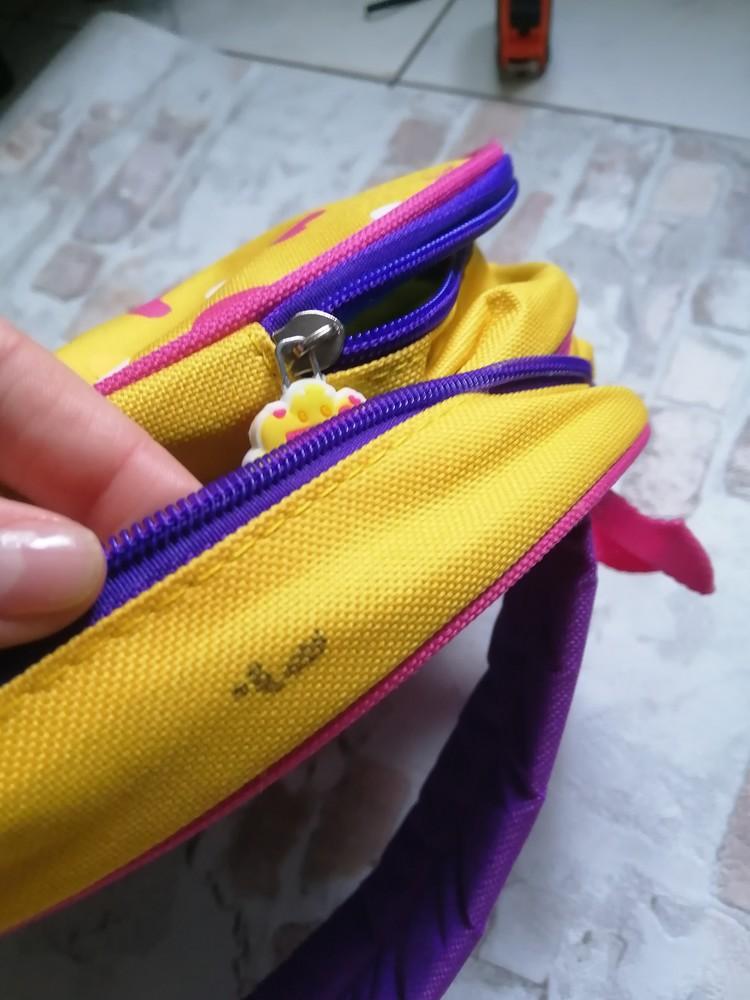 Крутой фирменный рюкзак skoodle с ланч бэгом и пеналом для садика, школы и путешествий фото №3