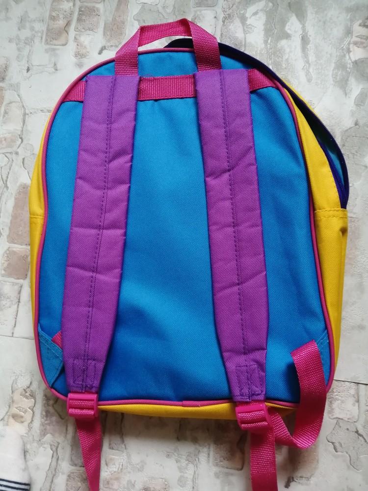 Крутой фирменный рюкзак skoodle с ланч бэгом и пеналом для садика, школы и путешествий фото №4