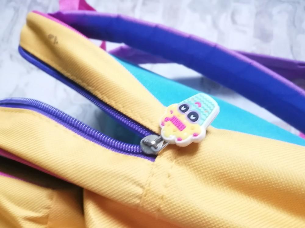 Крутой фирменный рюкзак skoodle с ланч бэгом и пеналом для садика, школы и путешествий фото №5