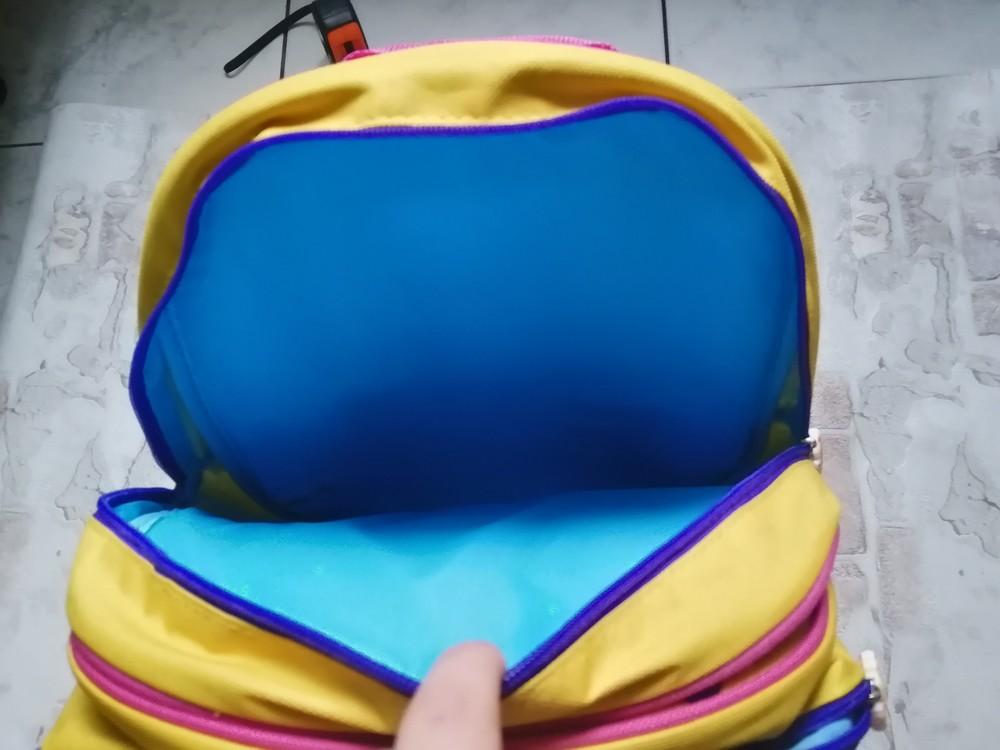 Крутой фирменный рюкзак skoodle с ланч бэгом и пеналом для садика, школы и путешествий фото №6