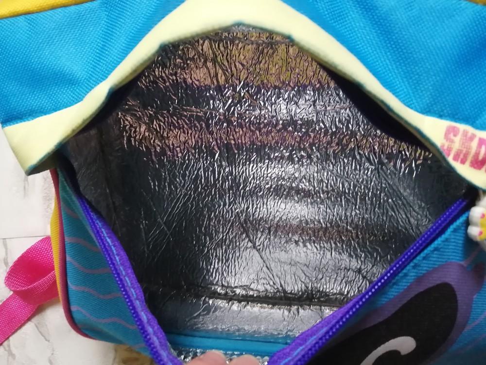 Крутой фирменный рюкзак skoodle с ланч бэгом и пеналом для садика, школы и путешествий фото №7