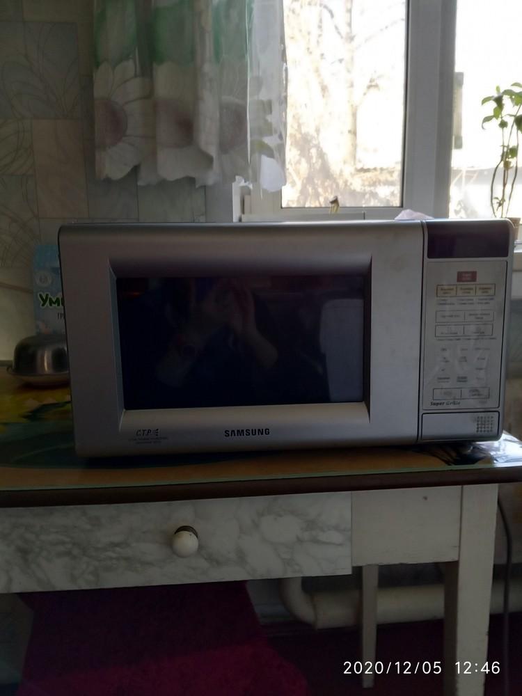 Микроволновая печь фото №1